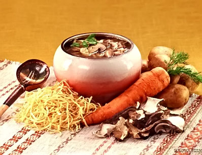 рецепт супа от кобзон