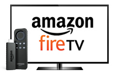 eTVnet na Fire TV
